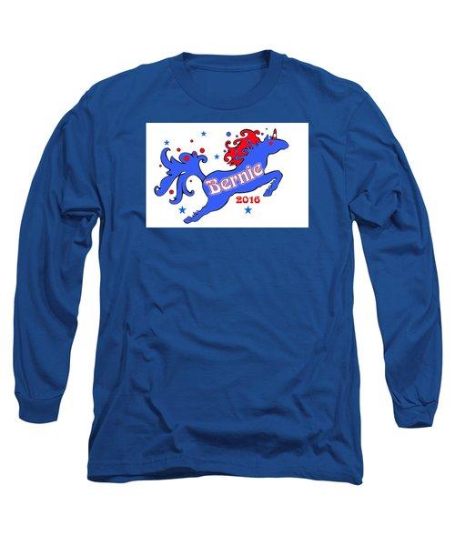 Bernie's Unicorn 2016 Long Sleeve T-Shirt