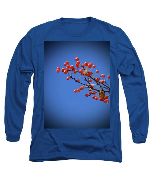 Berry Branch Long Sleeve T-Shirt