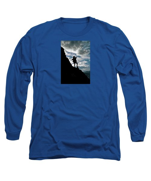 Best Foot Forward Long Sleeve T-Shirt