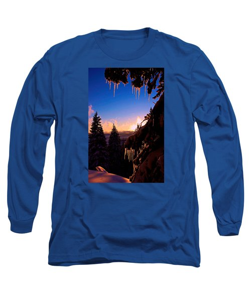 Beware Of My Claws Long Sleeve T-Shirt by Sean Sarsfield