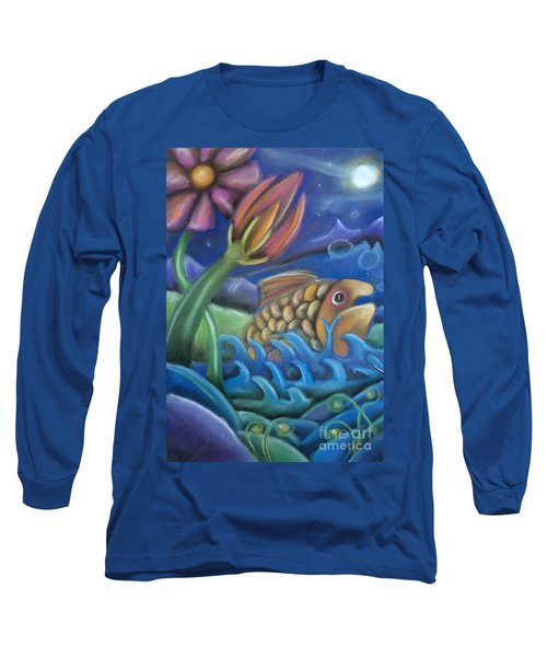 Big Fish Long Sleeve T-Shirt