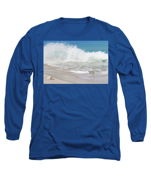 Bimini Wave Sequence 1 Long Sleeve T-Shirt
