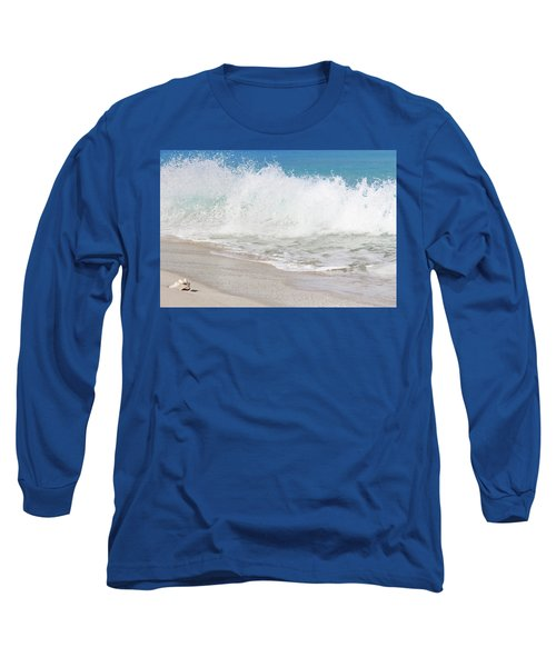 Bimini Wave Sequence 2 Long Sleeve T-Shirt