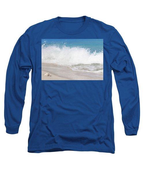 Bimini Wave Sequence 3 Long Sleeve T-Shirt