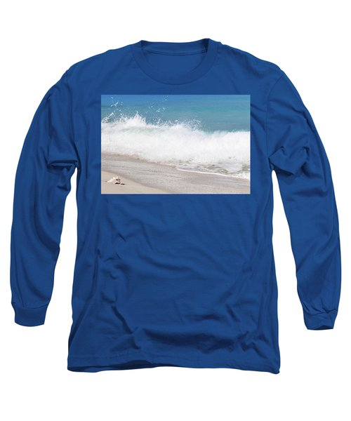 Bimini Wave Sequence 4 Long Sleeve T-Shirt