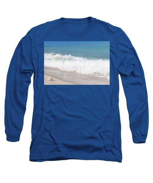 Bimini Wave Sequence 5 Long Sleeve T-Shirt