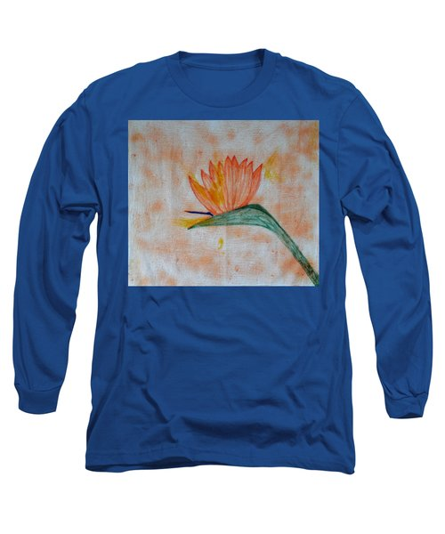 Bird Of Paradise Long Sleeve T-Shirt