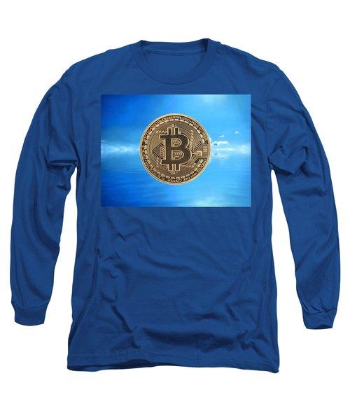 Bitcoin Revolution Long Sleeve T-Shirt