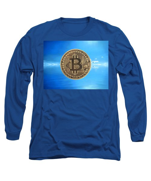 Bitcoin Revolution Long Sleeve T-Shirt