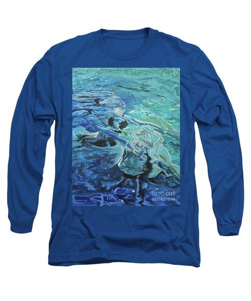 Bliss Long Sleeve T-Shirt by Stuart Engel