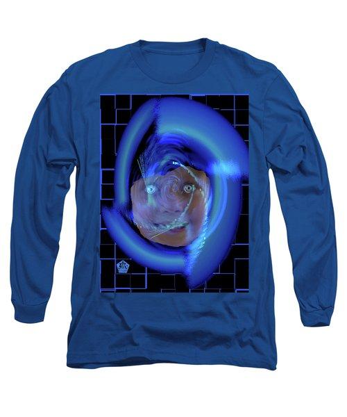 Blue Eyed Girl Long Sleeve T-Shirt