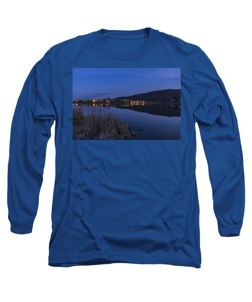 Blue Hour Retreat Meadows Long Sleeve T-Shirt