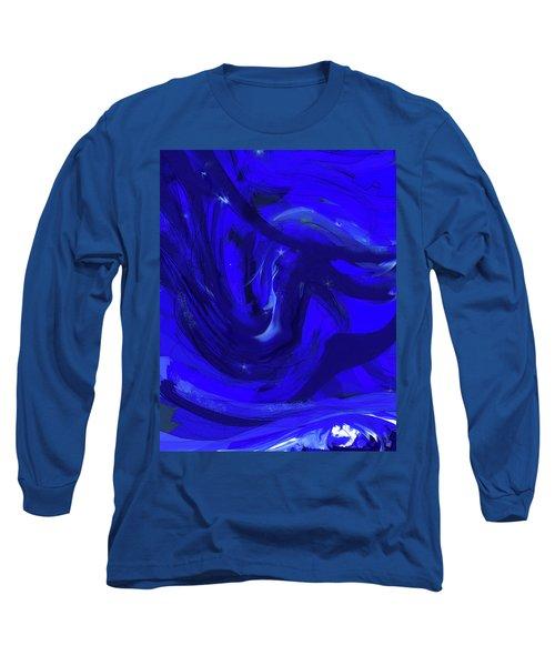 Blue Night 2 Long Sleeve T-Shirt