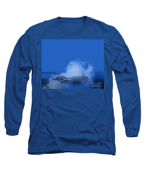 Blue Phi Phi Island Sunrise Long Sleeve T-Shirt