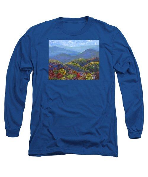 Blue Ridge Colors Long Sleeve T-Shirt