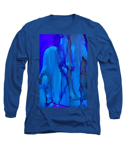 Blue Series  Long Sleeve T-Shirt