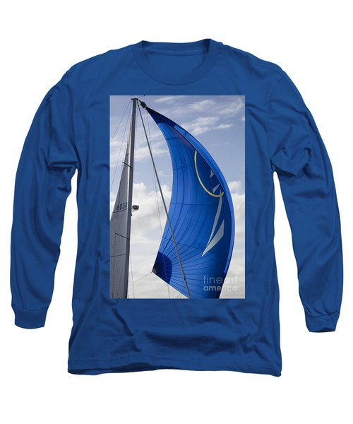 Blue Spinnaker Sy Alexandria Long Sleeve T-Shirt