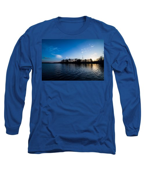 Blue Water Long Sleeve T-Shirt