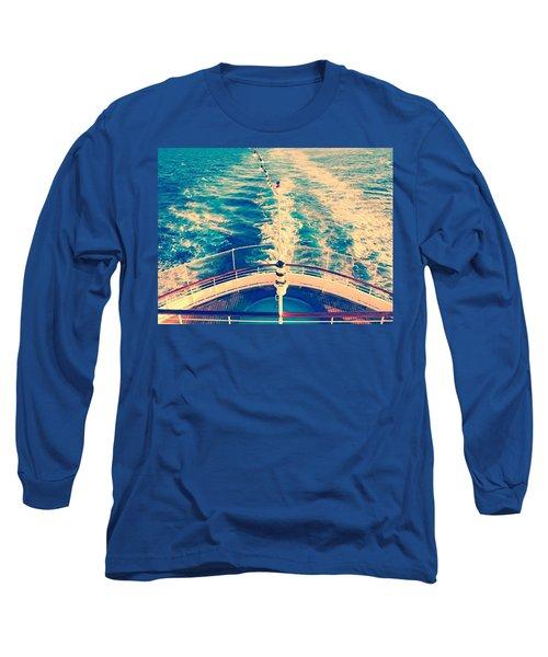 Blue Waters Long Sleeve T-Shirt