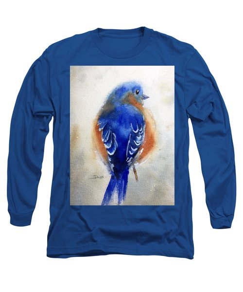 Bluebird #1 Long Sleeve T-Shirt