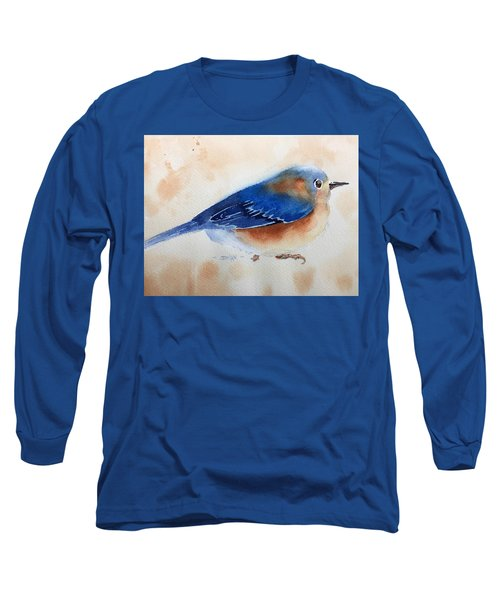Bluebird #5 Long Sleeve T-Shirt
