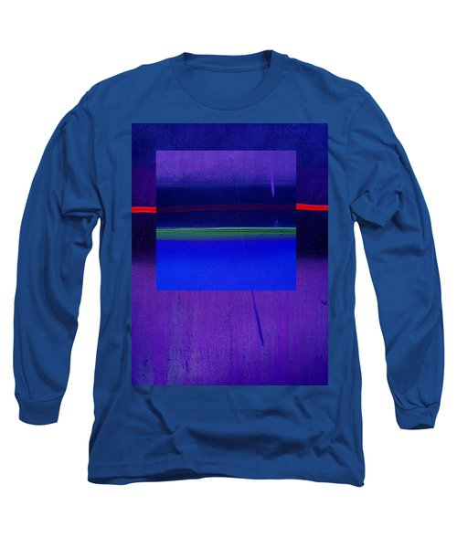 Bluescape Long Sleeve T-Shirt by Charles Stuart