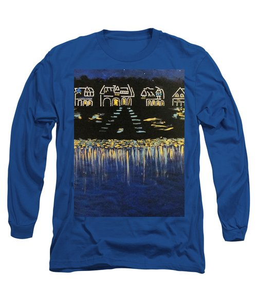 Boathouse Row Long Sleeve T-Shirt