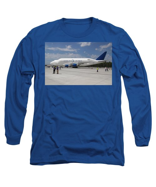 Boeing Dreamlifter 1 Long Sleeve T-Shirt