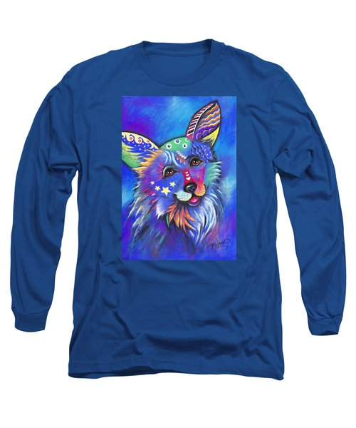 Corgi Long Sleeve T-Shirt