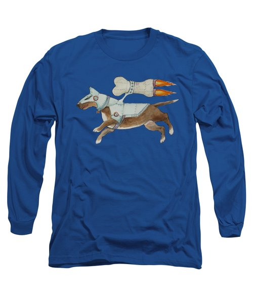 Bone Commander - Apparel  Long Sleeve T-Shirt by Jindra Noewi