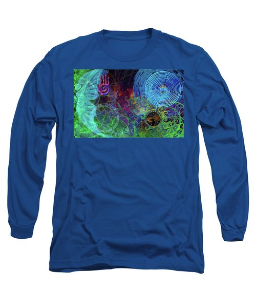 Bonita Long Sleeve T-Shirt by Kenneth Armand Johnson