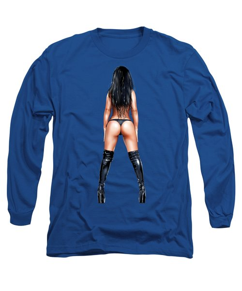 Booty 2 Long Sleeve T-Shirt