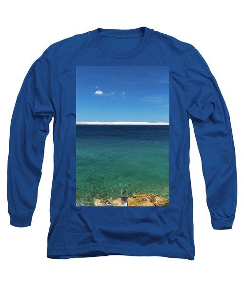 Bora In Velebit Kanal I Long Sleeve T-Shirt