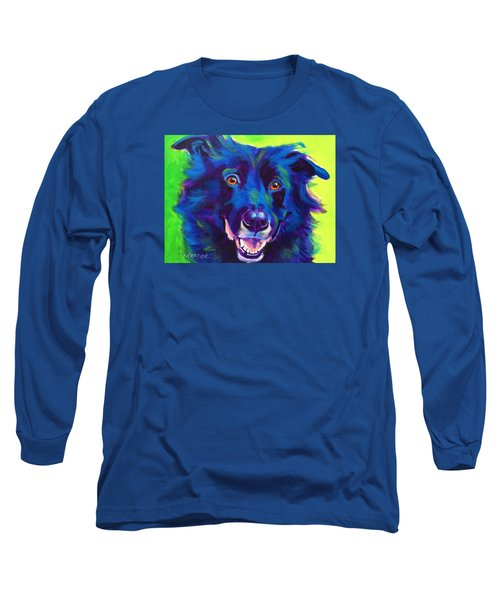 Border Collie - Viktor Long Sleeve T-Shirt