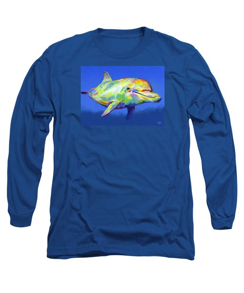 Born To Live Wild Long Sleeve T-Shirt by Stephen Anderson