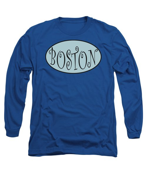 Boston Long Sleeve T-Shirt