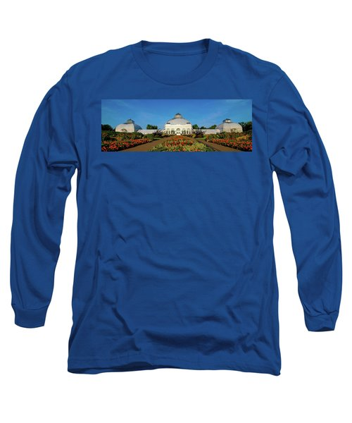Botanical Gardens 12636 Long Sleeve T-Shirt