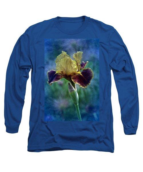 Vintage Boy Wonder Iris Long Sleeve T-Shirt