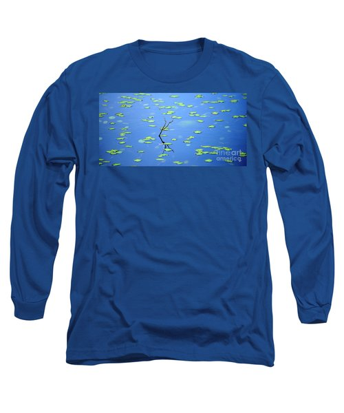 Breaking Though Long Sleeve T-Shirt by Alana Ranney
