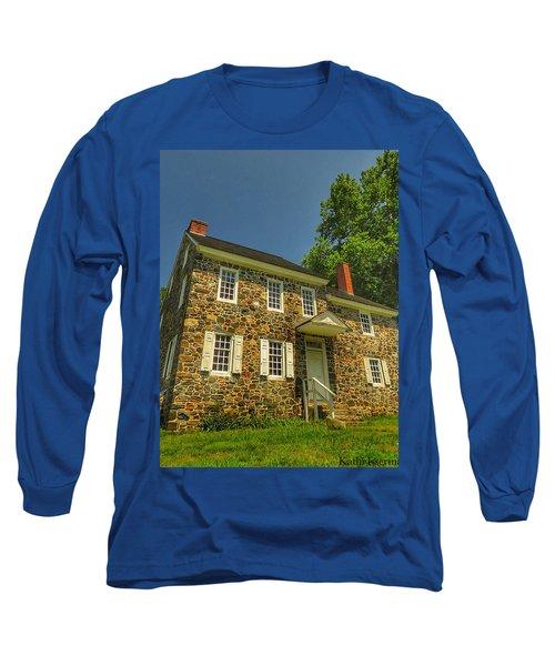 Bricks And Mortar Long Sleeve T-Shirt