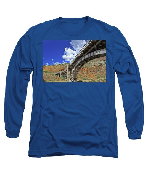 Bridge To Yesteryear Long Sleeve T-Shirt