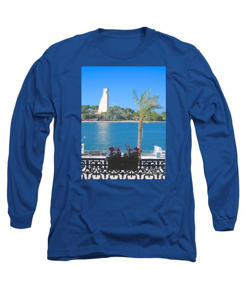 Brindisi By The Sea Long Sleeve T-Shirt