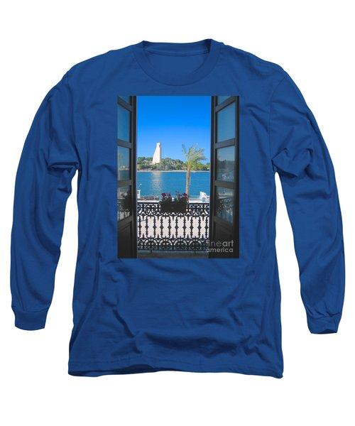 Brindisi Monumento Al Marinaio Long Sleeve T-Shirt