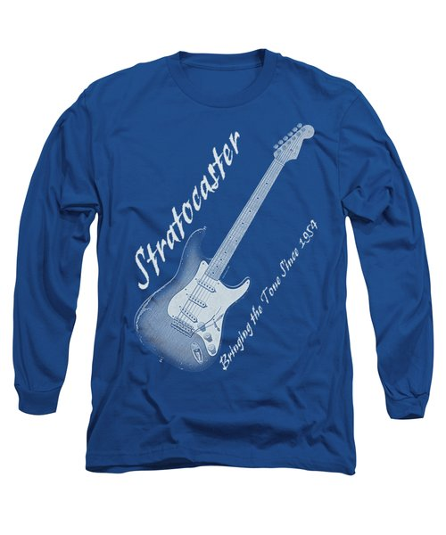 Brining The Tone Strat Shirt 2 Long Sleeve T-Shirt