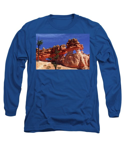Long Sleeve T-Shirt featuring the photograph Bryce Canyon National Park by Sally Weigand