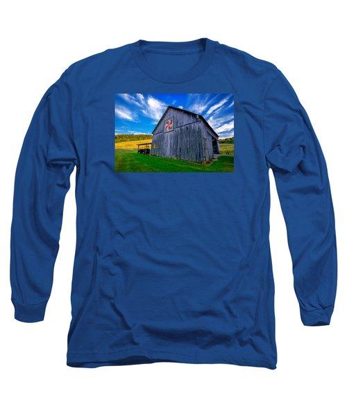 Buckeye Barn 2 Long Sleeve T-Shirt