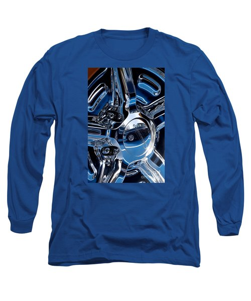 Budnik Wheel 03 Long Sleeve T-Shirt by Rick Piper Photography