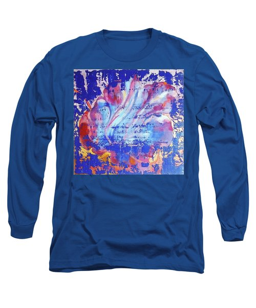Bue Gift Long Sleeve T-Shirt