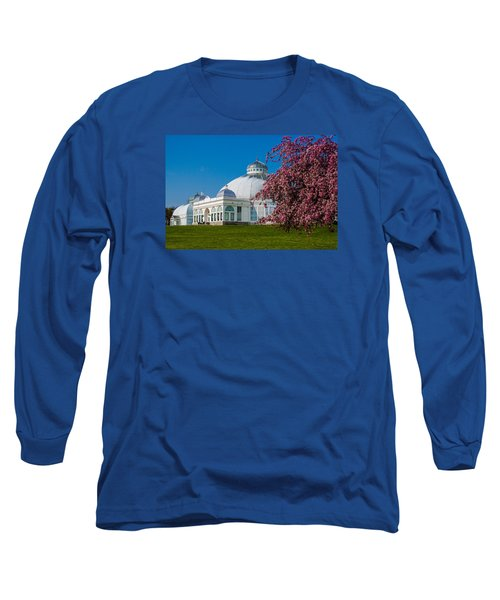 Buffalo Botanical Gardens North Lawns Long Sleeve T-Shirt