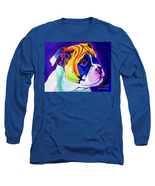 Bulldog - Pup Long Sleeve T-Shirt